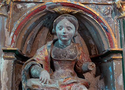 Retable de la Vierge de Génicourt-sur-Meuse