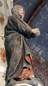 la Dame de Génicourt-sur-Meuse