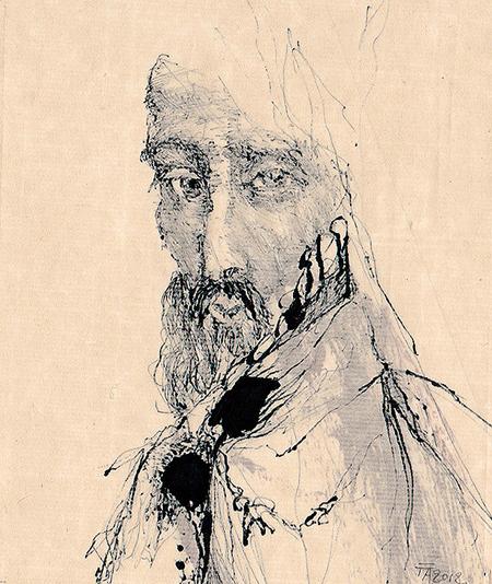 dessin d'après Peter de Jode1